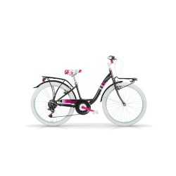Vélo Enfant Fleur Fille 24...