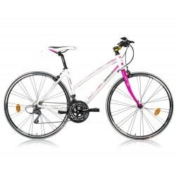 Vélo Trekking Femme...